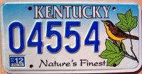 kentucky 1995 nature`s finest.warbler