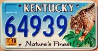kentucky 2001 nature`s finest.lynx