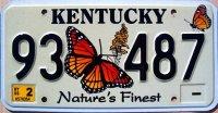 kentucky 2005 nature`s finest.butterfly
