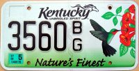 kentucky 2009 nature`s finest.colibri
