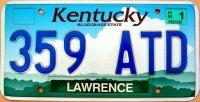 kentucky 1999 bluegrass state