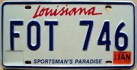louisiana 1999 sportsman`s paradise