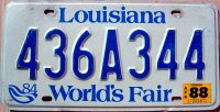 louisiana 1988 world`s fair
