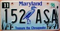 maryland 1996 treasure the chesapeake
