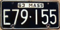 massachusetts 1963