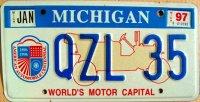michigan 1997 world`s motor capital
