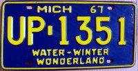 michigan 1967 water-winter wonderland