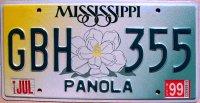 mississippi 1999 magnolia