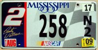mississippi 2009 nascar rusty wallace.2