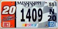 mississippi 2005 nascar tony stewart.20