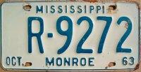 mississippi 1963