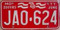 missouri 1976 200 years