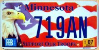 minnesota 2007 support our troops