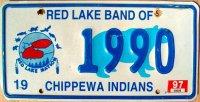 minnesota 1997 red lake band of chippewa