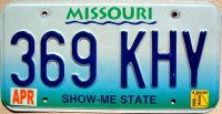 missouri 2000 show-me state