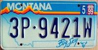 montana 1999 big sky
