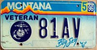 montana 1996 navy veteran