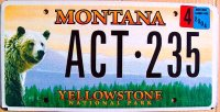 montana 2004 yellowstone national park