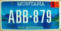 montana 2003 glacier national park