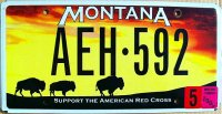 montana 2005 support the american red cross