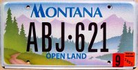 montana 2003 open land