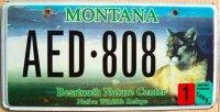 montana 2006 beartooth nature center