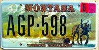 montana 2005 timber heritage