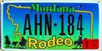 montana 2007 rodeo