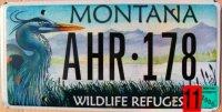montana 2006 wildlife refuges