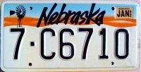 nebraska 1992
