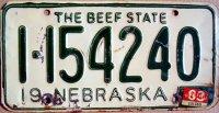 nebraska 1963