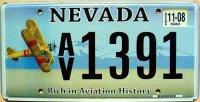 nevada 2008 rich in aviation history
