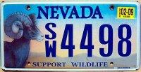 nevada 2009 support wildlife