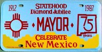 new mexico 75 years