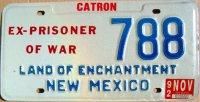 new mexico 1992 ex-prisoner of war