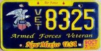 new mexico 1997 air force veteran
