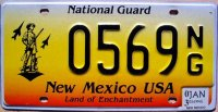 new mexico 2003 national guard