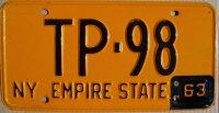 new york 1963 empire state