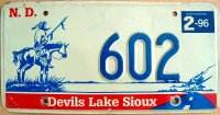 north dakota 1996 devil`s lake sioux