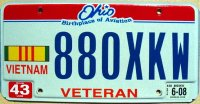 ohio 2008 vietnam veteran