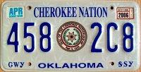 oklahoma 2006 cherokee nation