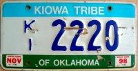 oklahoma 1998 kiowa tribe