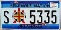 oklahoma 2000 seminole nation