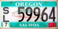 oregon 2007 salmon
