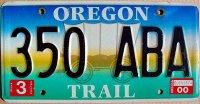 oregon 2000 trail