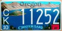 oregon 2007 crater lake centennial