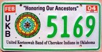 oklahoma 2004 united keetoowah band of cherokee