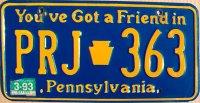 pennsylvania 1993 you`ve got a friend in
