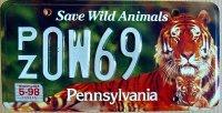 pennsylvania 1998 save wild animals
