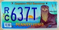 pennsylvania 2002 conserve wild resources